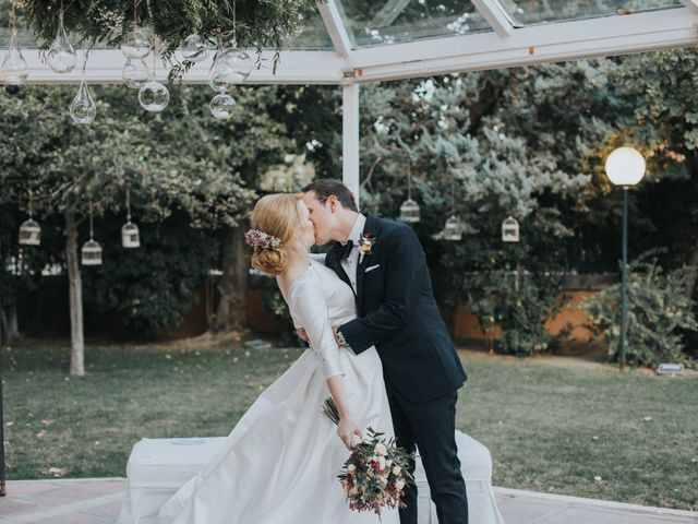 La boda de Diego y Cris en Aranjuez, Madrid 66