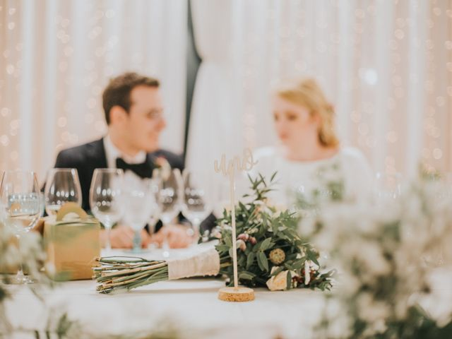 La boda de Diego y Cris en Aranjuez, Madrid 81