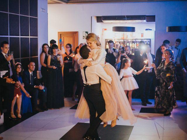 La boda de Diego y Cris en Aranjuez, Madrid 89