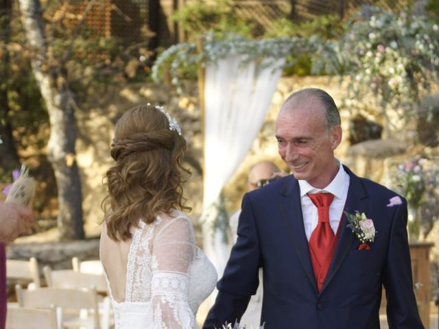 La boda de Javi y Cari en Jarandilla, Cáceres 1