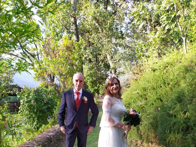 La boda de Javi y Cari en Jarandilla, Cáceres 7