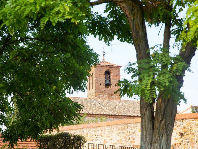 La boda de David y Carolina en Segovia, Segovia 4