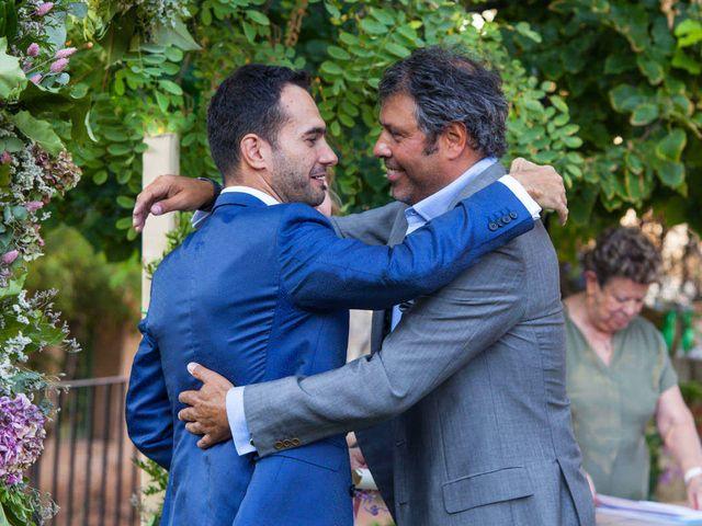 La boda de David y Carolina en Segovia, Segovia 32