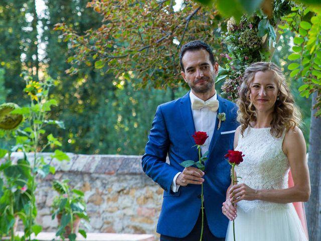 La boda de David y Carolina en Segovia, Segovia 34