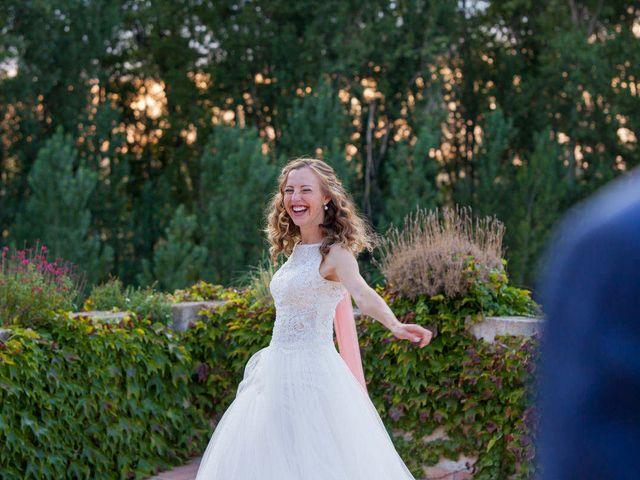 La boda de David y Carolina en Segovia, Segovia 45