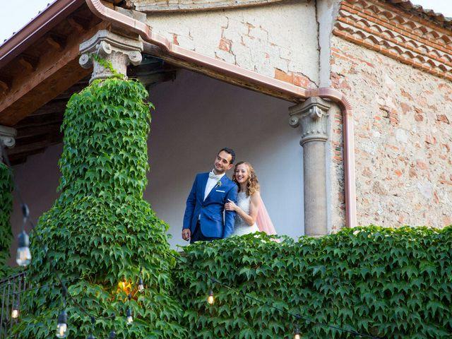 La boda de David y Carolina en Segovia, Segovia 48