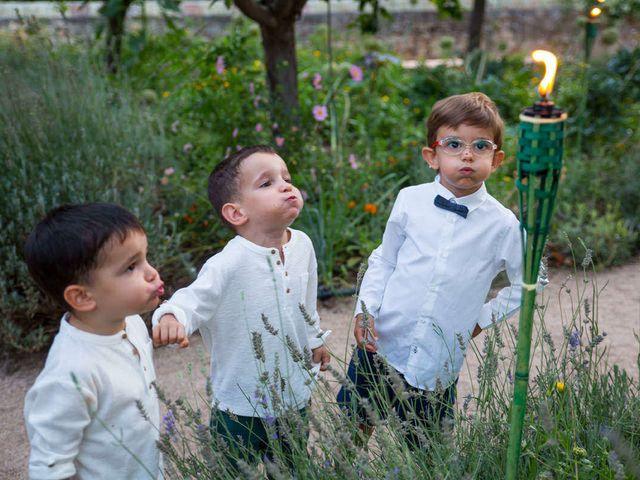 La boda de David y Carolina en Segovia, Segovia 55