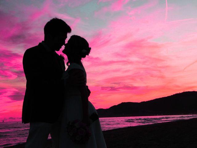 La boda de Natalie y Dario
