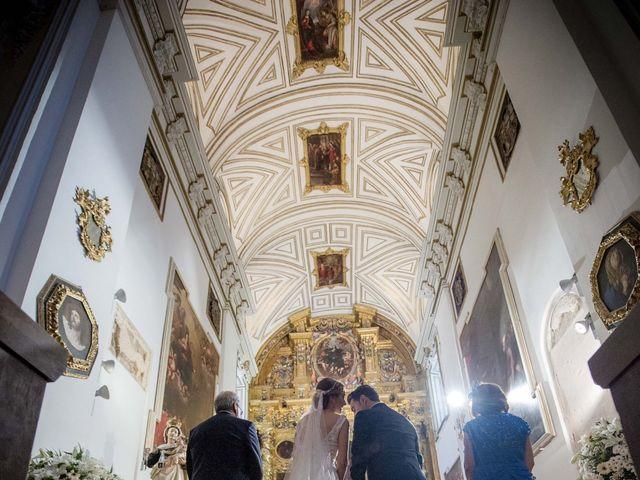La boda de David y Amanda en Segovia, Segovia 3