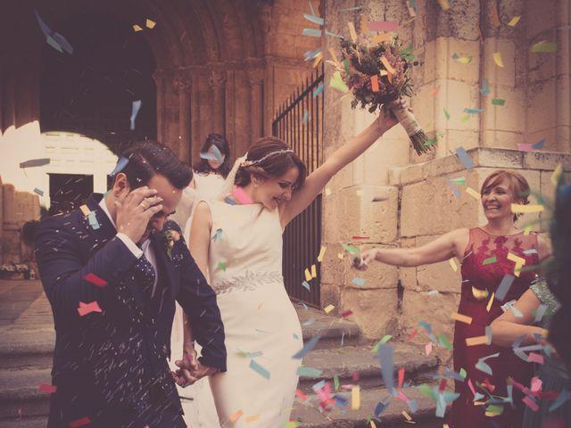 La boda de David y Amanda en Segovia, Segovia 4