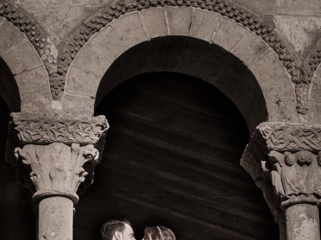 La boda de David y Amanda en Segovia, Segovia 13