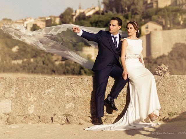 La boda de David y Amanda en Segovia, Segovia 15