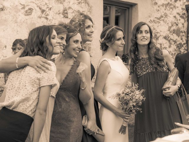 La boda de David y Amanda en Segovia, Segovia 18
