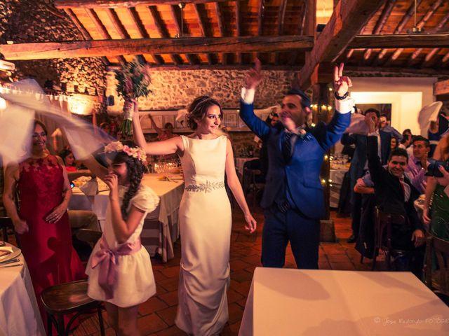 La boda de David y Amanda en Segovia, Segovia 21