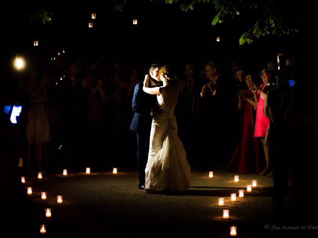 La boda de David y Amanda en Segovia, Segovia 23