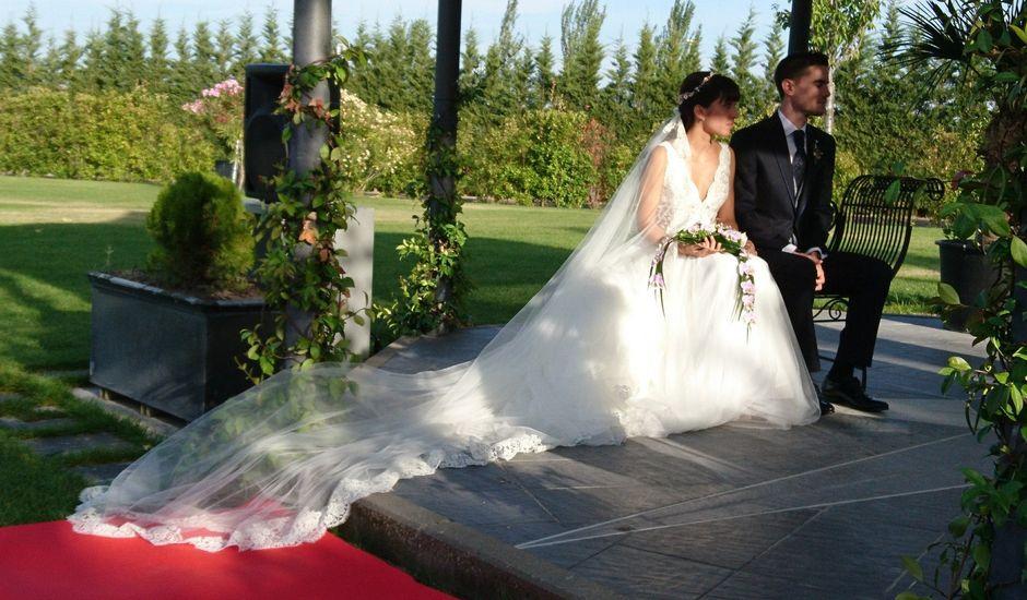 La boda de Laura y Alberto en Zamora, Zamora