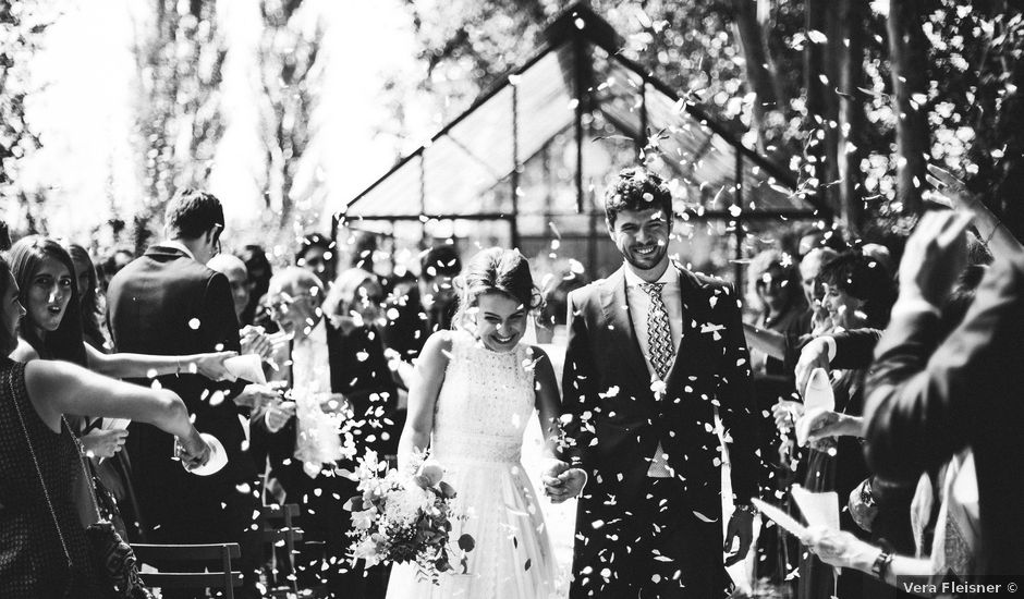 La boda de Carlos y Carla en Sant Pere Pescador, Girona