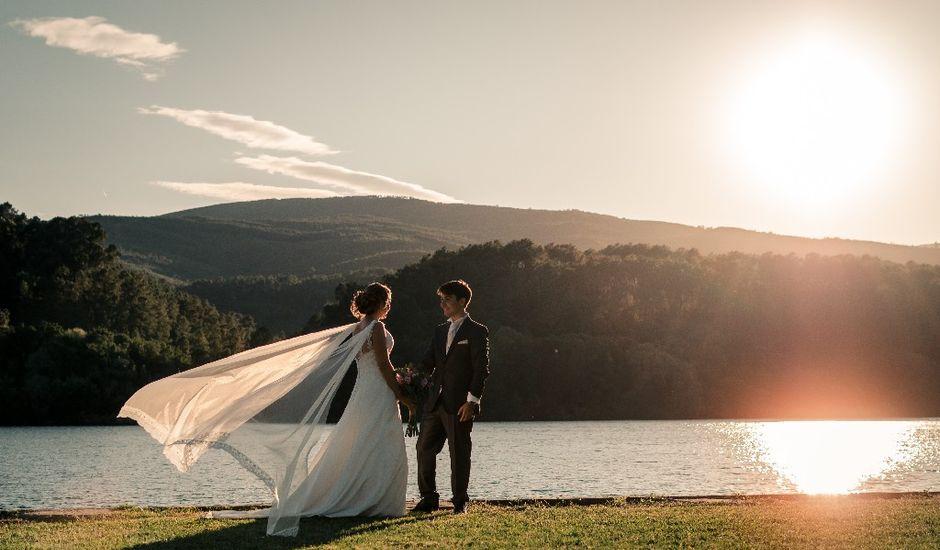 La boda de Lucas y Melania  en Ribadavia, Orense