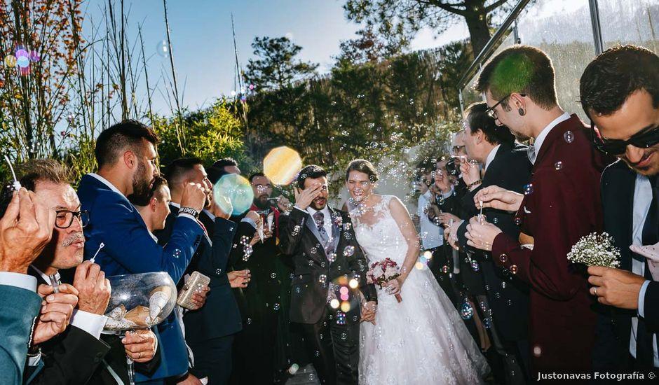 La boda de Ricardo y Alejandra en Robledo De Chavela, Madrid
