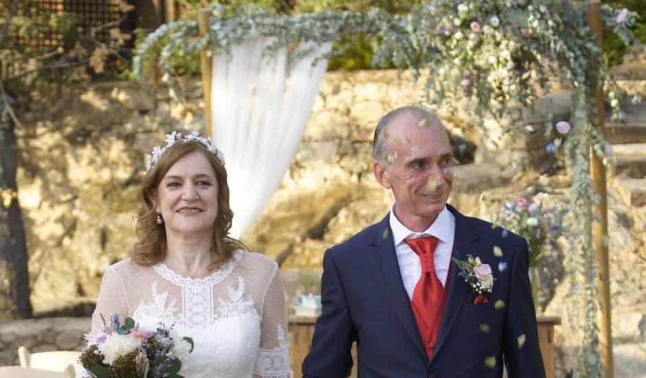 La boda de Javi y Cari en Jarandilla, Cáceres