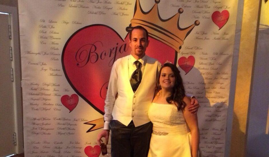 La boda de Borja y Verónica en Albacete, Albacete