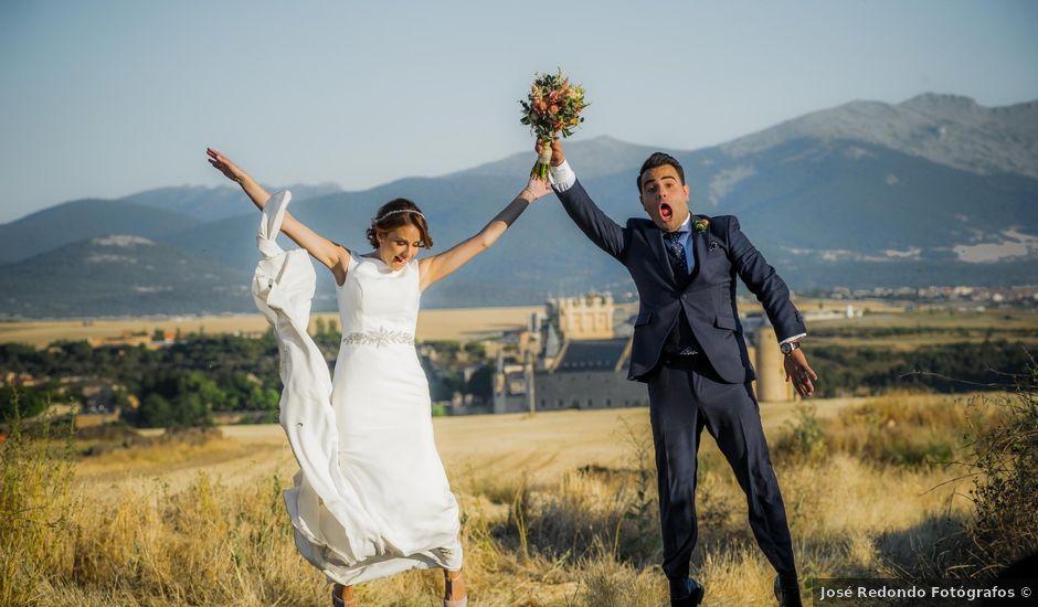 La boda de David y Amanda en Segovia, Segovia