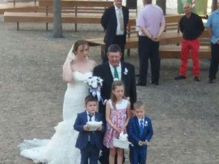 La boda de Inma y Daniel 2