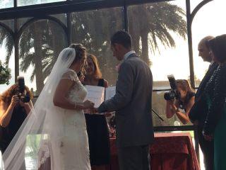 La boda de alejandro  y laura