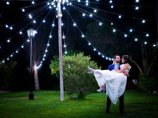 La boda de Alejandro y Almudena