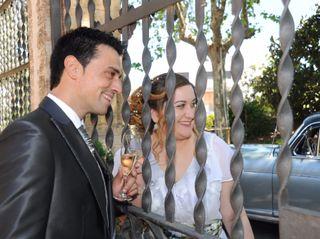 La boda de Ramon y Lourdes