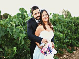 La boda de Aurora y Casimir