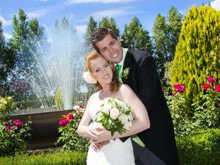 La boda de Estela y Carlos
