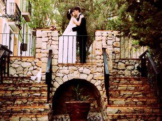 La boda de Minerva y Jari