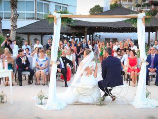 La boda de Delphine y Francisco 1