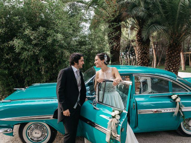 La boda de Jona y Gala en Murcia, Murcia 21