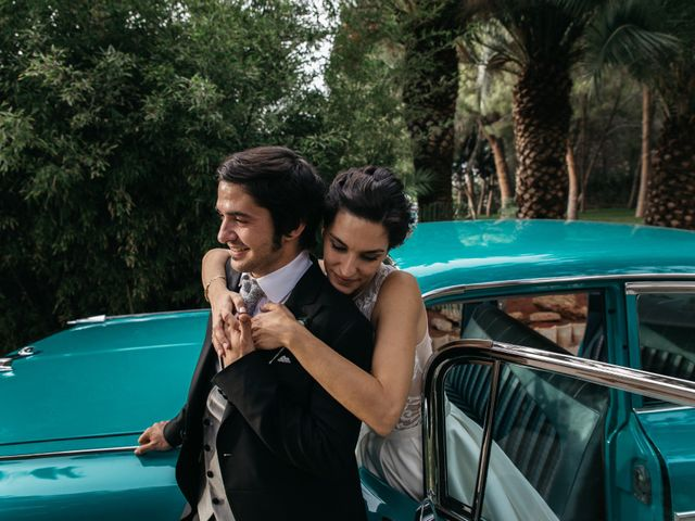 La boda de Jona y Gala en Murcia, Murcia 22