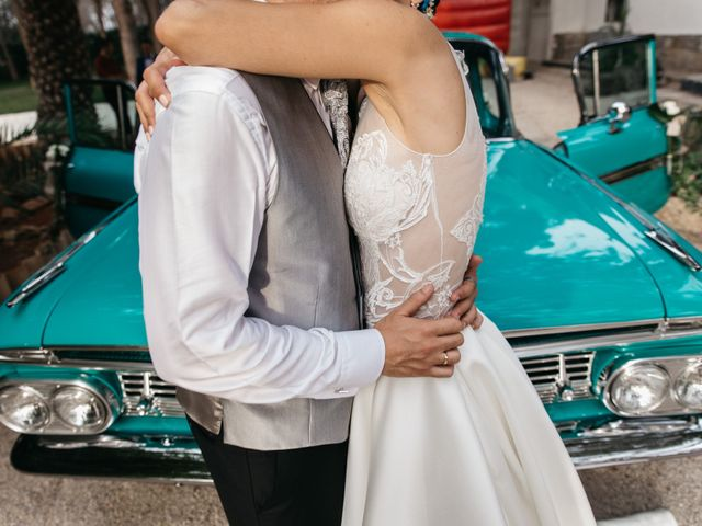 La boda de Jona y Gala en Murcia, Murcia 24