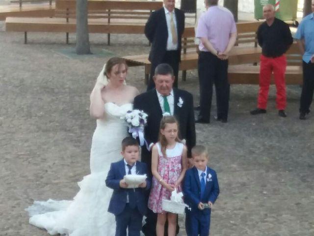 La boda de Daniel y Inma en Piedrabuena, Ciudad Real 1