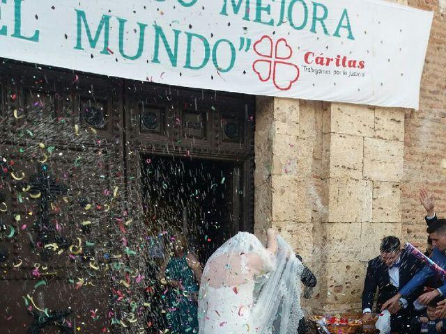 La boda de Daniel y Inma en Piedrabuena, Ciudad Real 2