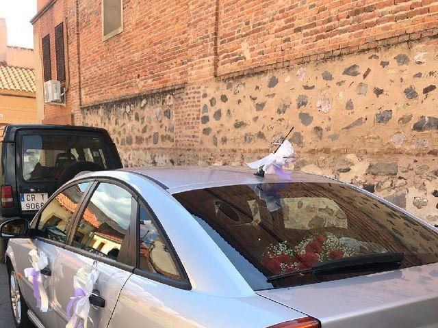 La boda de Daniel y Inma en Piedrabuena, Ciudad Real 6