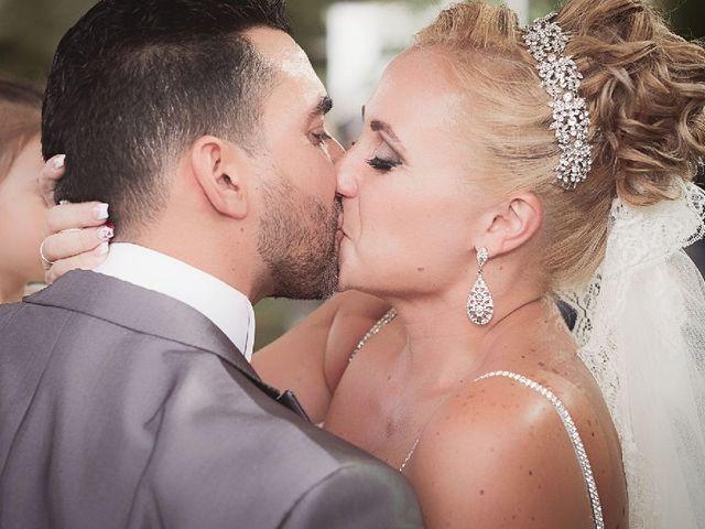 La boda de Vanessa y David