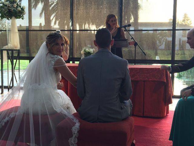 La boda de laura y alejandro  en El Puig, Valencia 2