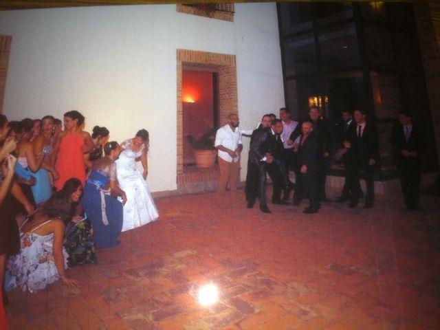 La boda de laura y alejandro  en El Puig, Valencia 1