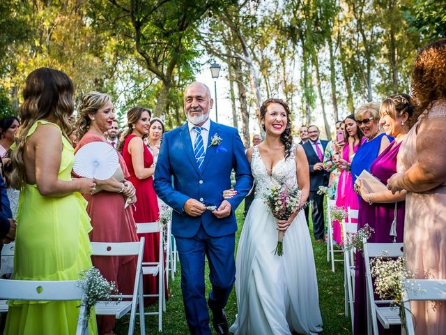 La boda de Almudena y Alejandro en El Puerto De Santa Maria, Cádiz 31