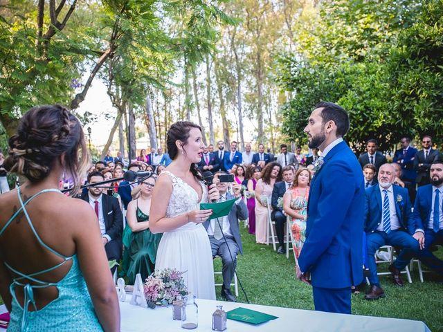 La boda de Almudena y Alejandro en El Puerto De Santa Maria, Cádiz 38