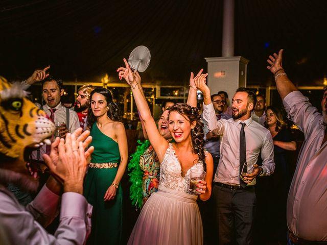 La boda de Almudena y Alejandro en El Puerto De Santa Maria, Cádiz 65