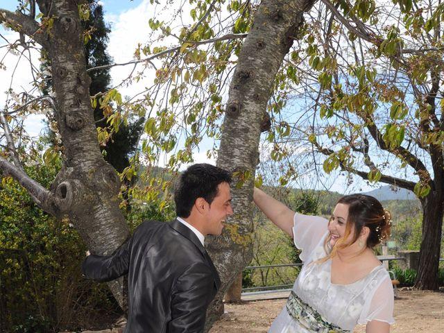 La boda de Lourdes y Ramon en Pontons, Barcelona 3