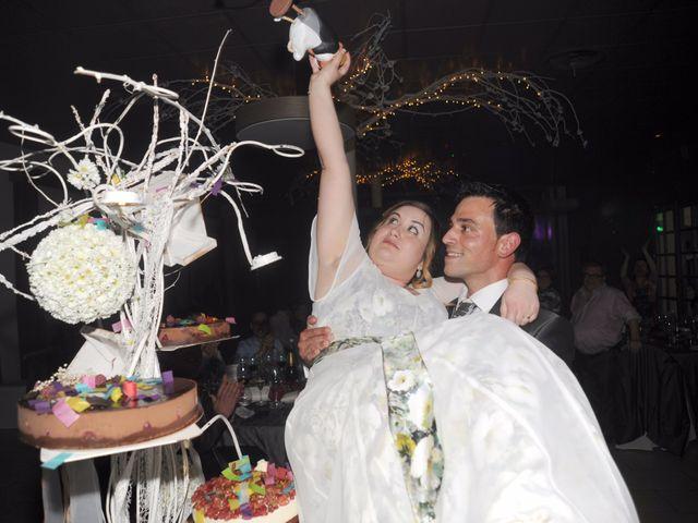 La boda de Lourdes y Ramon en Pontons, Barcelona 1