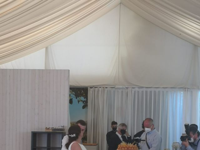 La boda de Agustín y Alba en Viveiro (Casco Urbano), Lugo 4