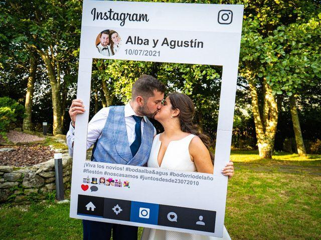 La boda de Agustín y Alba en Viveiro (Casco Urbano), Lugo 1